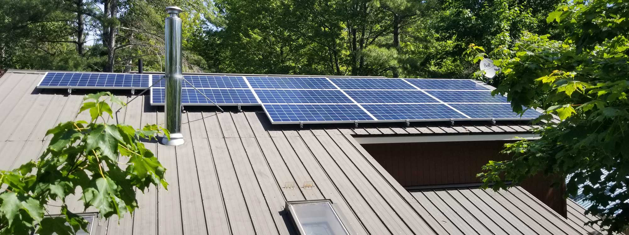 Net-metering to save energy